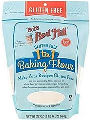 Bobs Red Mill Gluten Free 1 to 1 Baking Flour, 22 oz.