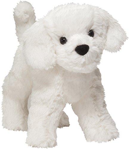 Cuddle Toys 4078Dandelion PUFF BICHON Bichon Frisé Schoßhund Hund weiß Kuscheltier Plüschtier Stofftier Plüsch Spielzeug -