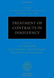 Treatment of Contracts in Insolvency (Oxford International & Comparative Insolvency Law)