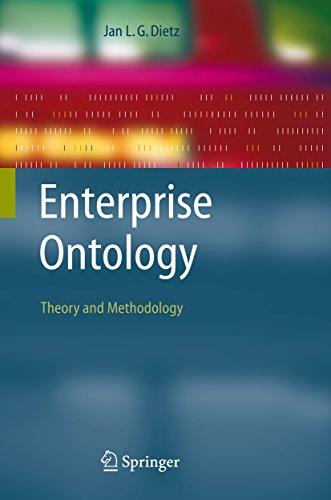 Enterprise Ontology: Theory and Methodology (English Edition)