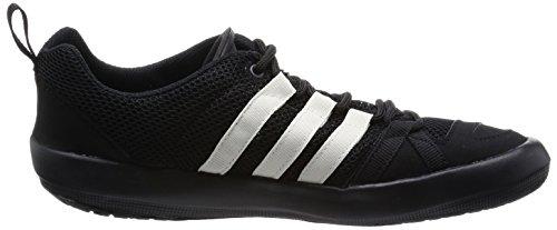 Adidas Climacool Boat Lace, Chaussures de voile Adulte Mixte Noir (core Black/chalk White/silver Met.)