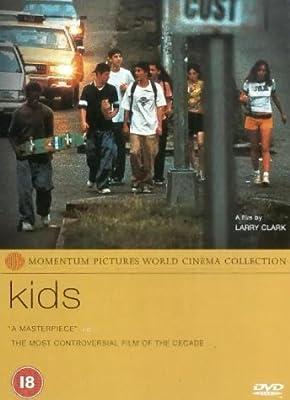 Kids [DVD] [1995] by Leo Fitzpatrick