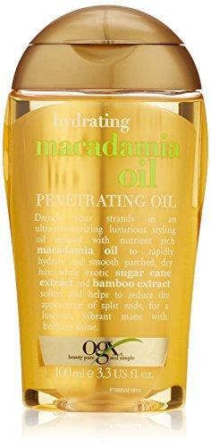 Hydrating Macadamia-Öl (OGX Hydrating Macadamia Penetrating Oil, 1er Pack (1 x 100 ml))