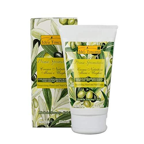 Prima spremitura Organic Extra Virgin Olive Oil Hand & Nail Cream (5 oz) by prima spremitura
