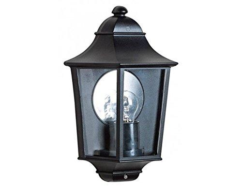 Philips myGarden Napels Farol de pared, IP44, iluminación exterior, resistente a la humedad y la intemperie...