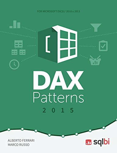 DAX Patterns 2015 (English Edition) por Alberto Ferrari