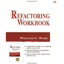 Refactoring Workbook by William C. Wake (2003-09-06)