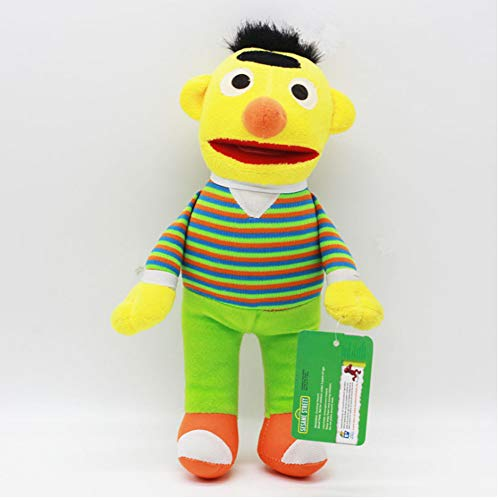 T-MIX Sesamstraße Puppe Elmo Amo Puppe Plüsch Kreatives Spielzeug (Grün)