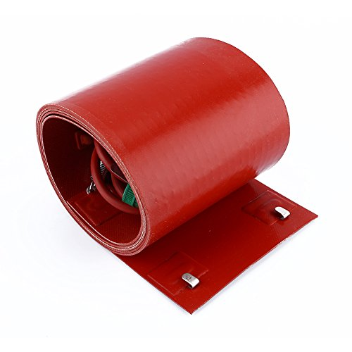 Xinrub Silikon Metall Öl Trommel Heizung Gallon isolierte Eimer Heizung - Eimer Heizung (55 Gallonen/200 Liter) -