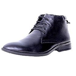 Valentino AMAZONA75BLACK Men Formal Shoes