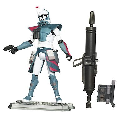 Star Wars 2011 Clone Wars Animated Action Figure Wave 12