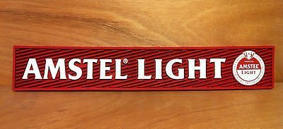 amstel-light-rail-bar-mat-runner-drip-mat-new-by-amstel-light