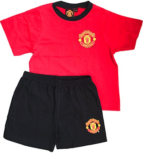 boys-manchester-united-shortie-pjs-set-football-short-pyjamas-11-12-years