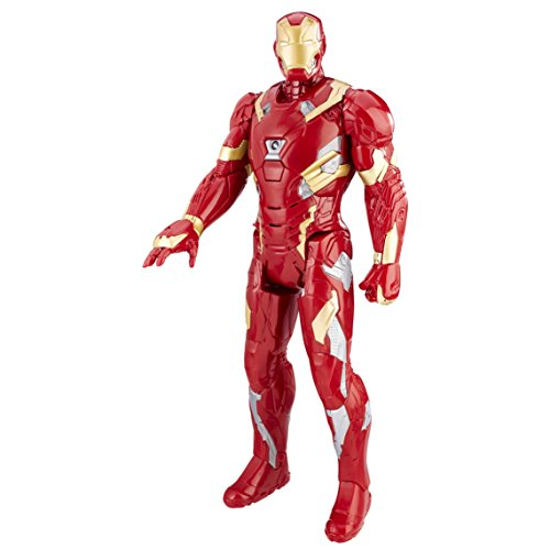 Avengers C21621020Marvel 30 cm Elektronischer Iron Man