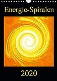 Energie-Spiralen 2020 (Wandkalender 2020 DIN A4 hoch): Farbenprächtige Energie-Spiralen für mehr Motivation, Harmonie und Lebensfreude energetisieren ... 14 Seiten ) (CALVENDO Gesundheit) -
