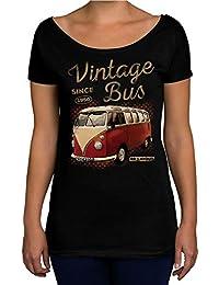 T-Shirt VW BUS Bulli Classic Oldtimer Vintage bis 3XL auch Damen-Girli