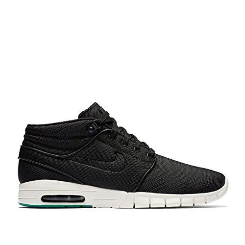 Nike Schwarze Sneakers 13 Größe (NIKE AIR STEFAN JANOSKI MAX MID Groesse 13)