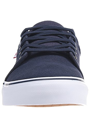 Vans  Chukka Low,  Herren Sneakers Parisian Night White Red