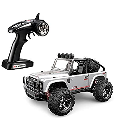 TOZO® C1153 RC CAR Battleax High Speed 32MPH 4x4 Fast Race Cars 1:22 RC SCALE RTR Racing 4WD ELECTRIC POWER BUGGY W/2.4G Radio Remote control Off Road Powersport