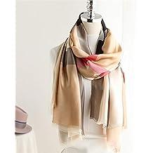 nuove varietà più economico più alla moda Amazon.it: sciarpa burberry donna
