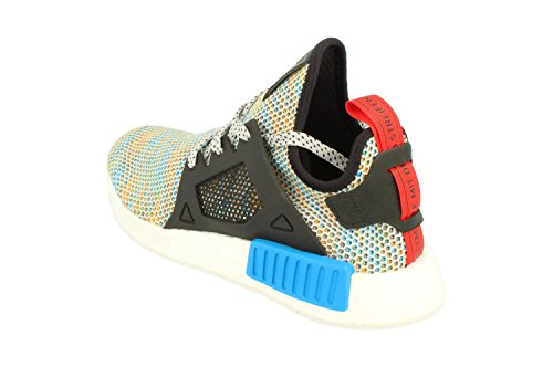 adidas Originals NMD_XR1 Herren Laufschuhe Turnschuhe hellblau/black