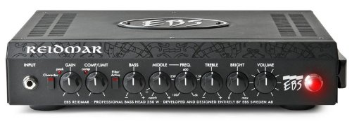 EBS EBSReidmar Heads (470 Watt Dynamic Power / 250 Watt RMS)