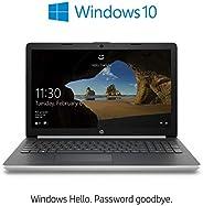 HP 15-da1013ne Laptop, Intel Core i5-8265U, 15.6 Inch, 1TB HDD, 8GB RAM, NVIDIA GeForce MX110 (2GB GDDR5) Grap