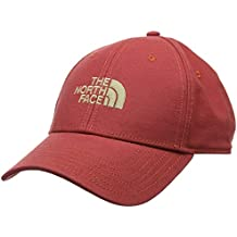 The North Face 66 Classic Hat Sombrero, Hombre, Rojo/Ocre, Talla Única