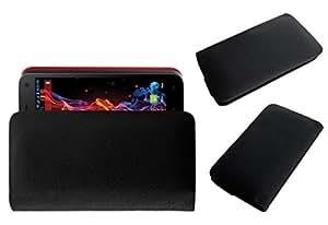 Acm Rich Soft Case For Reach Opulent-X Handpouch Cover Pouch Black