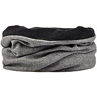 WinCret 3 en 1 Invierno Calentador de Cuello de Forro Terciopelo Tubular Gorra de Invierno - Unisex Bufanda de cuello Antiviento Máscara Cara