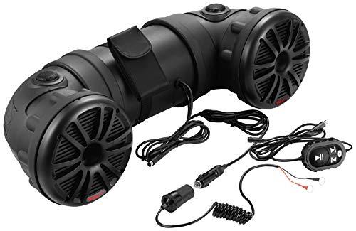 BOSS Audio ATV25B Power Plug und Play Bluetooth Sound System Boss Car Audio System