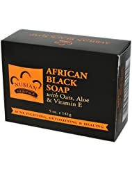 Nubian Heritage Bar Soap African Black -- 5 oz by Nubian Heritage