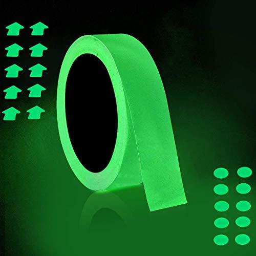Cinta Luminosa, ONTWIE Cinta Fluorescente Cinta Seguridad