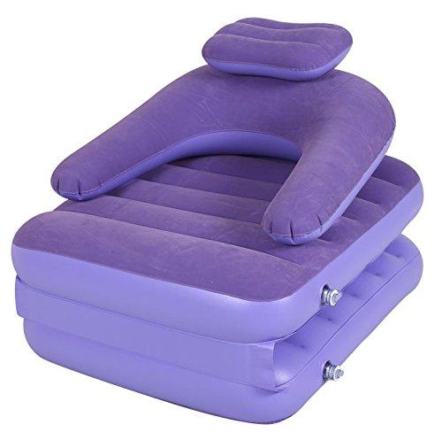 ASZLL Herde/Dual-Use-aufblasbare Sofa/Bett/Siesta Stuhl/Klappstuhl