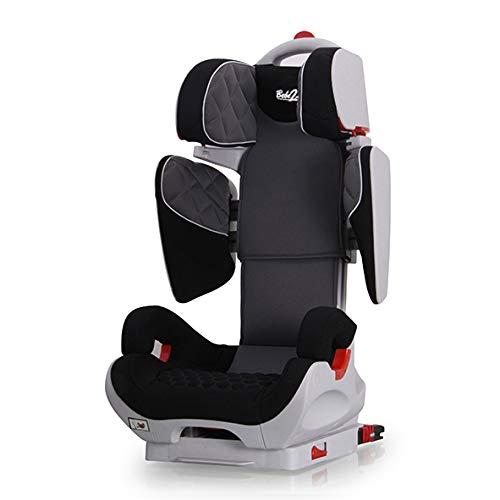 Siège Auto Safe Robot Bebe2luxe IsoFix inclinable Groupe 2,3 de 3 à 12 ans SPS (gris)