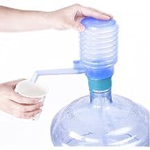 Acqua potabile in bottiglia Mano Press Pump Dispenser