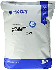 Myprotein Impact Whey Protein Chocolate Brownie, 1er Pack (1 x 5 kg)