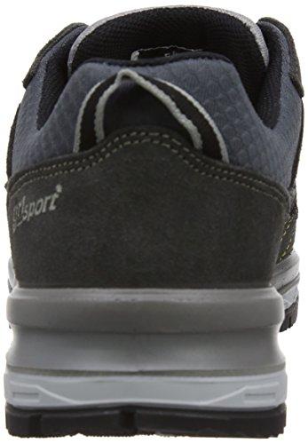 Grisport Java, Chaussures de Randonnée Hautes Homme Gris (Grey)