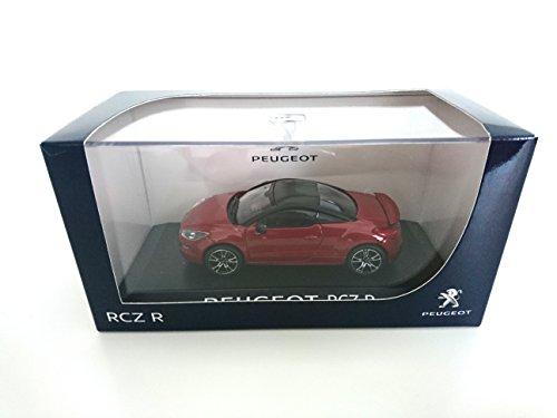 Peugeot RCZ R Rouge 1/43 NOREV réf: 473876