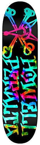 Powell Peralta Short Vato Rat-Komplett Skateboard, Blau -