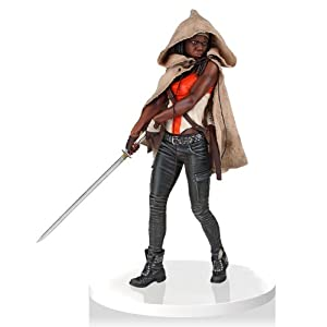 The Walking Dead - Figura Michonne ed.LIM. 4