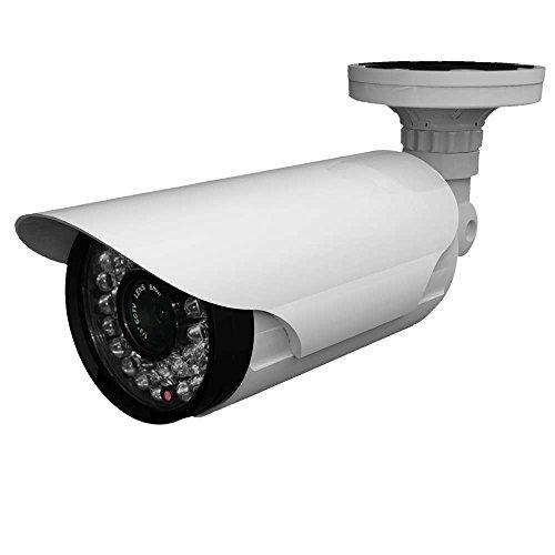 Überwachungskamera, 800TVL, 2.8-12mm Objektiv, IRC, Wetterfest, Nachtsicht: bis 60m, Modell: A9 -