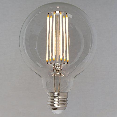 Boutique Style Ampoule ® Réglable Grosse Retro Globe Led Edison Industriel E27 The Vintage 6w60w95mm uOkXZiTP