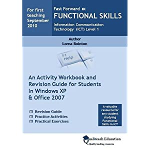 Fast Forward Functional Skills Information Communication Technology (Ict) Level 1 (Paperback)