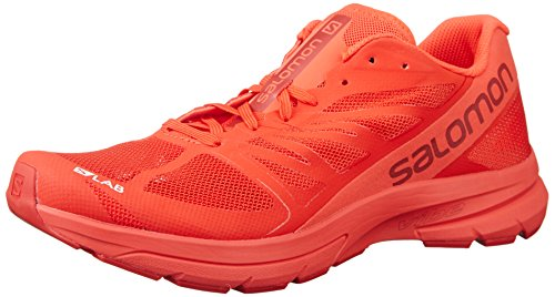 Image of Salomon Unisex Adults' S-lab Sonic 2 Trail Runnins Sneakers red Size: 8 UK