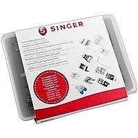 Singer Premium-Nähfußsortiment - Inklusive 12 Nähfüße + Schaft