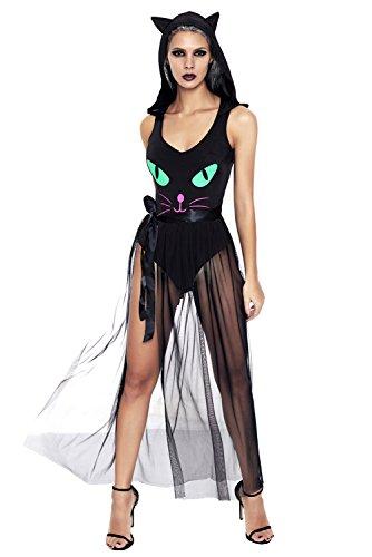 t Cosplay Kostüm Größe 38-40 (Pretty Kitty Kostüm)