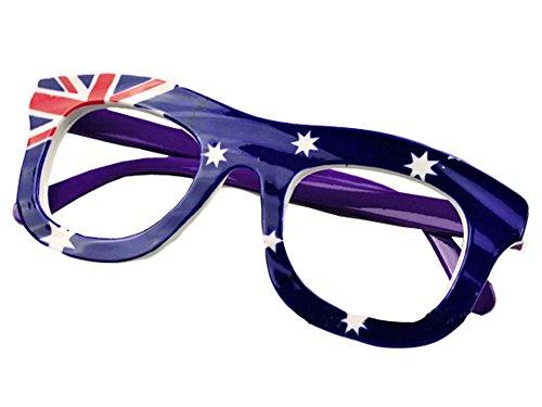 Australien-Flagge Kinder-Brille-Rahmen Netter Brillengestelle