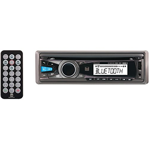 Dual XDMA550BT Car CD/MP3 Player - 72 W RMS - iPod/iPhone Compatible - Single DIN