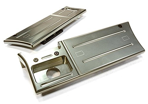Integy-Hobby-RC-Model-C26281GUN-Billet-Machined-Alloy-Side-Body-Panel-for-Tamiya-114-Scale-R620